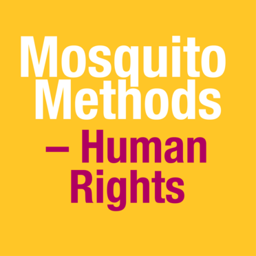 Mosquito Methods - Human Rights